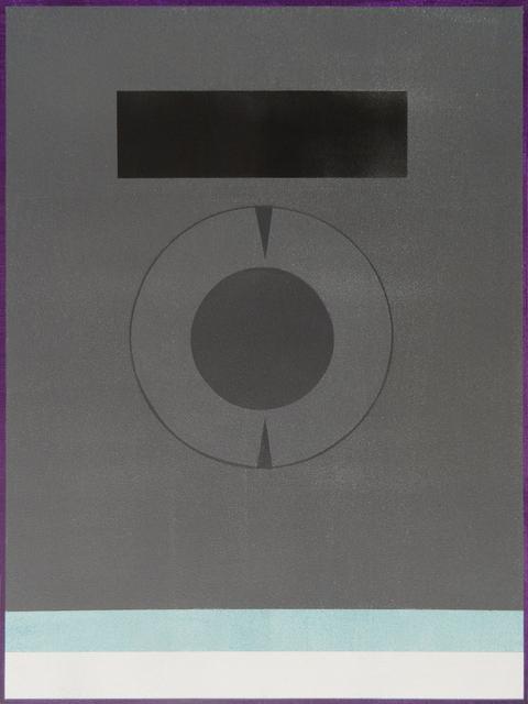 , 'Vanishing Center 1,' 2017, Fabien Castanier Gallery