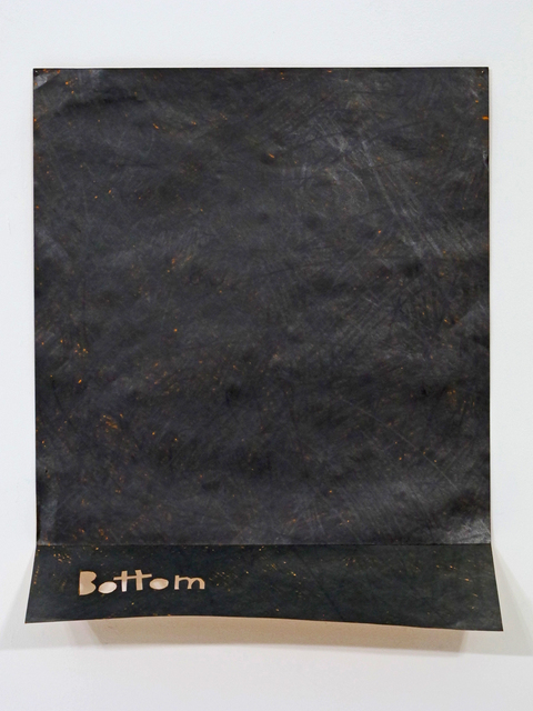 , 'Bottom,' 2013, Diana Lowenstein Gallery
