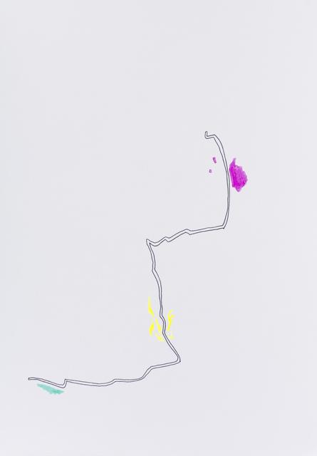 Meredith Starr, 'Desire Lines: Atlantic Beach ', 2017, Art Shape Mammoth