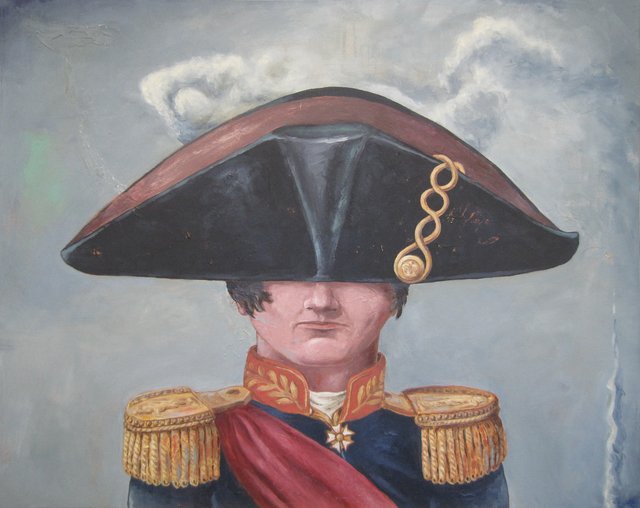 , 'Napoleon,' 2015, Court Tree Gallery