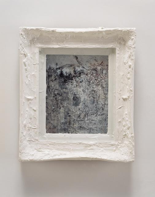 , '小骷髅,' 2010, Aye Gallery