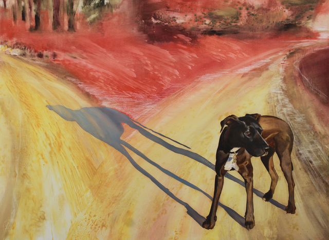 , 'Lola,' 2017, Sue Greenwood Fine Art