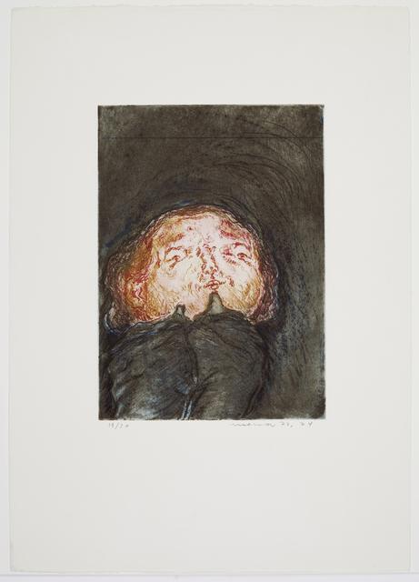 , 'Kopf und Hose,' 1972-1974, Emanuel von Baeyer