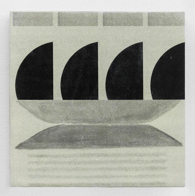 Leo Marz, '#cc (CM-LMA-011)', 2017, Peana Projects