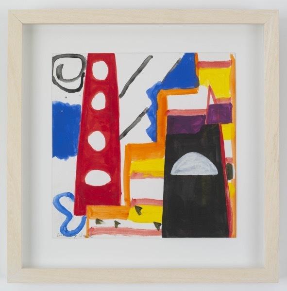 , 'Untitled,' ca. 1980, Galerie Nathalie Obadia