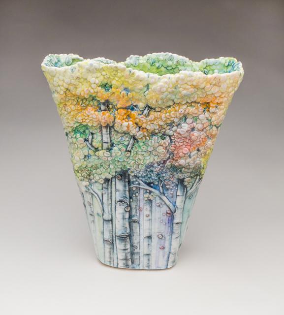 , 'In Dream Vase I,' 2016, Jane Hartsook Gallery
