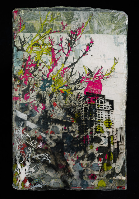 , 'Fossilize Series  #6,' 2012, Lazarides