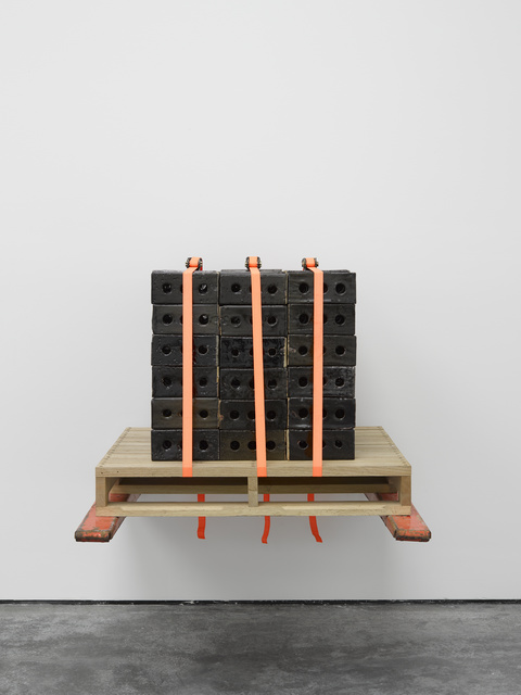 , 'Shrug,' 2014, White Cube