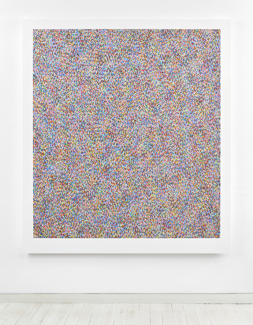 , 'Binary Rhythm (IX),' 2015, Ingleby Gallery