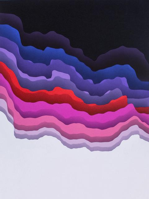 , 'Split 6,' 2015, Hashimoto Contemporary