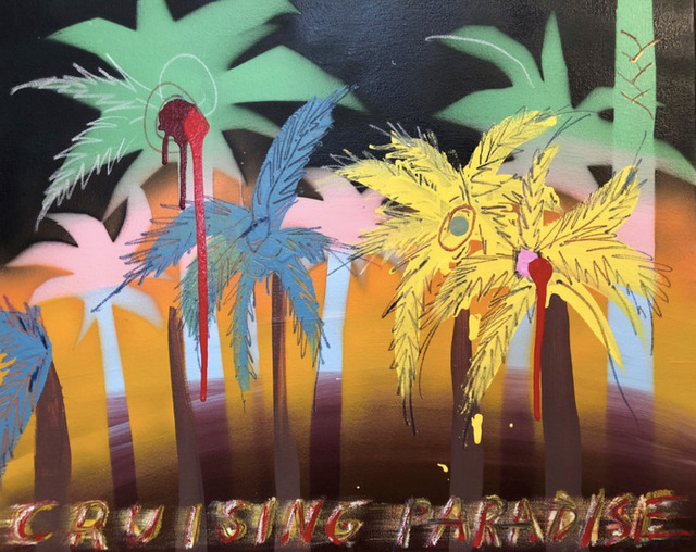 Alison Mosshart, 'CRUISING PARADISE', 2018, FF-1051 Gallery