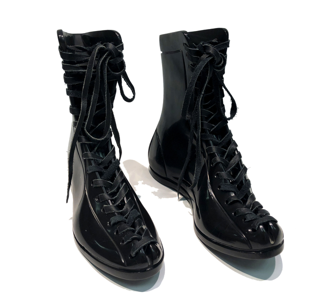 , 'Boxing Boots - Pair,' 2018, DECORAZONgallery