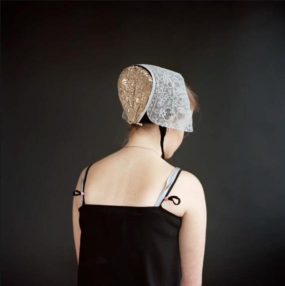Trine Søndergaard, 'Untitled Lace #17', 2015, Bruce Silverstein Gallery