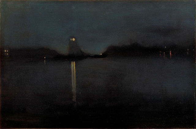 , 'Nocturne,' ca. 1870-77, White House Historical Association