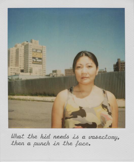 , 'Marie,' 1997, Krista Saunders Scenna