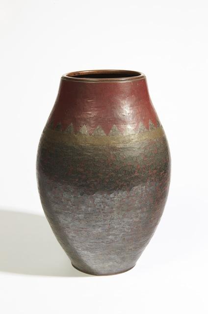 , 'Dinanderie Vase,' ca. 1925, Galerie Marcilhac