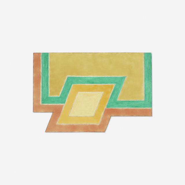 Frank Stella, 'Conway', 1968, Wright
