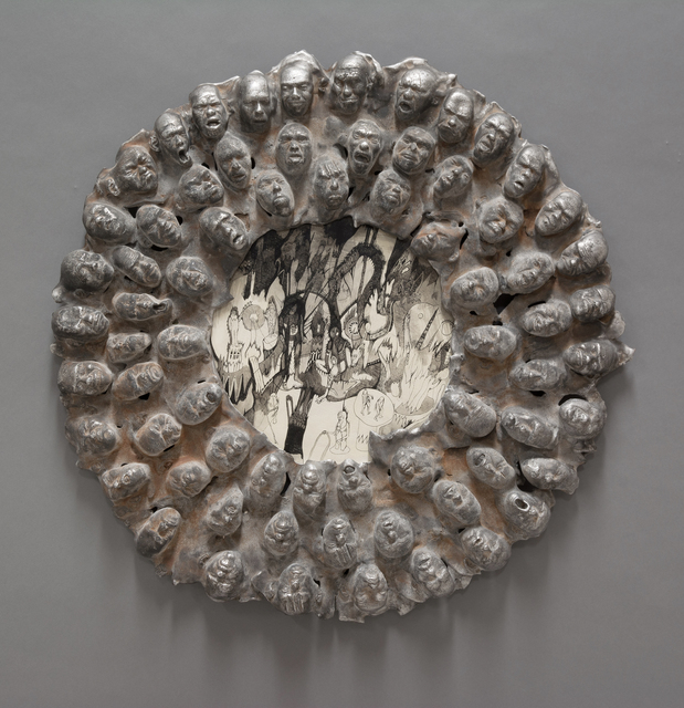 , 'Equilibrium,' 2018, Micheko Galerie