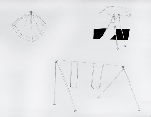 , 'Life & Death beyond imaginary 4,' 2017, Galeria Karla Osorio
