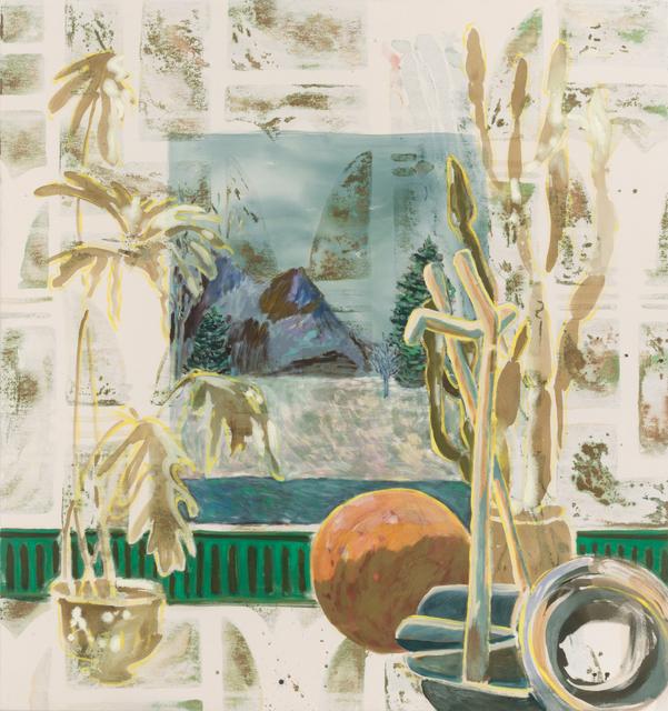 , 'Mountain Climber,' 2018, Asya Geisberg Gallery