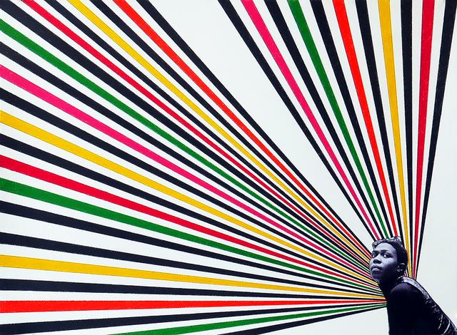 , 'Afeni,' 2019, Jenkins Johnson Gallery