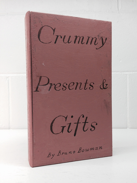 , 'Crummy Presents & Gifts,' 2014, Jeff Bailey Gallery