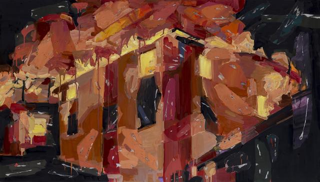 , 'Hill 7,' 2017, Zilberman Gallery