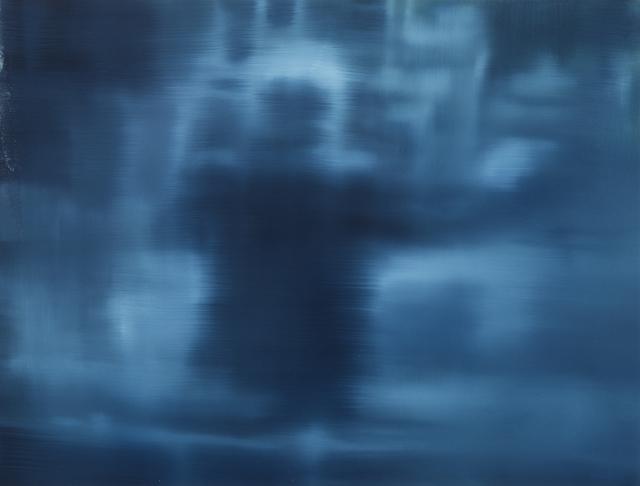 , 'In Time I,' 2017, Barnard