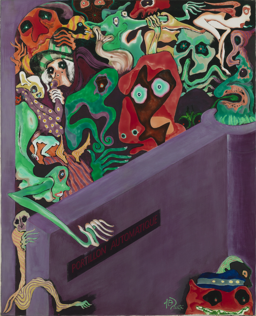 , 'Angoisse,' 1976, Shunpudo Gallery