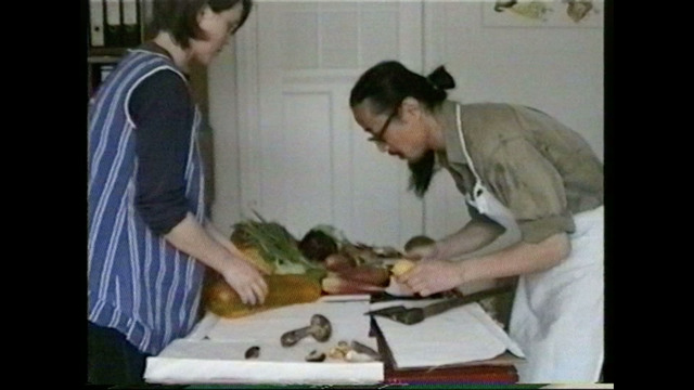 , 'The Making of Vege-pleasure《蔬果乐制作》,' 1996-1998, Long March Space