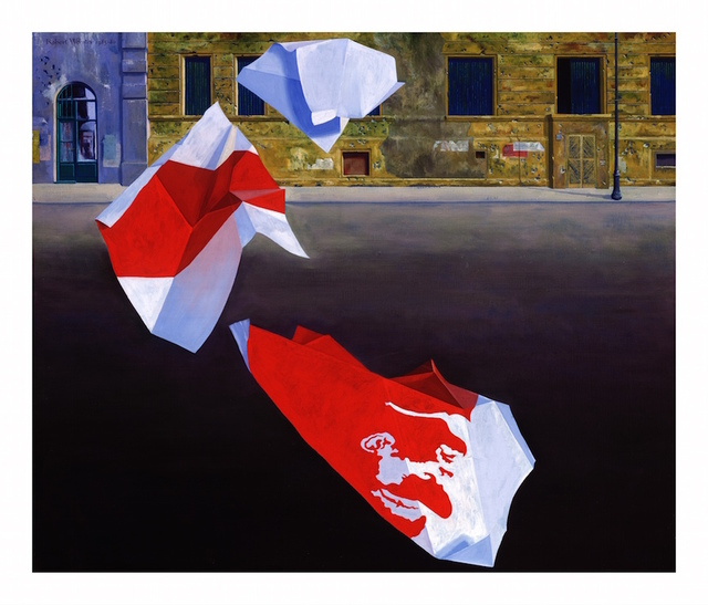 , 'Memories of Warsaw - a Wind,' , Gallery Katarzyna Napiorkowska | Warsaw & Brussels