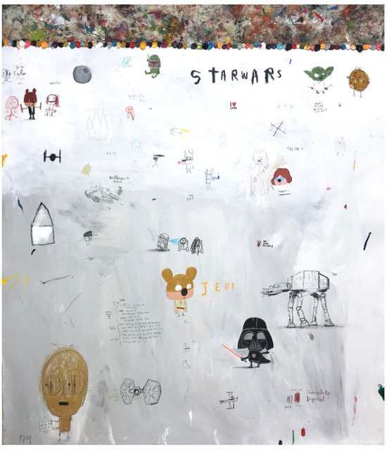 , 'Star Wars tribute,' , PIGMENT GALLERY