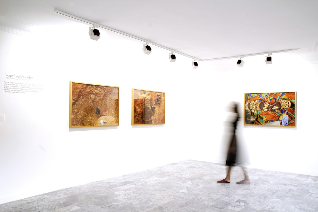 Installation shot | TAFETA project space, Lagos