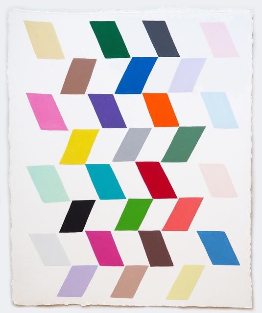 , '28 Parallelograms,' 2015, Galleri Urbane
