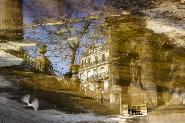 , 'Jardin Du Luxembourg,' , Adah Rose Gallery