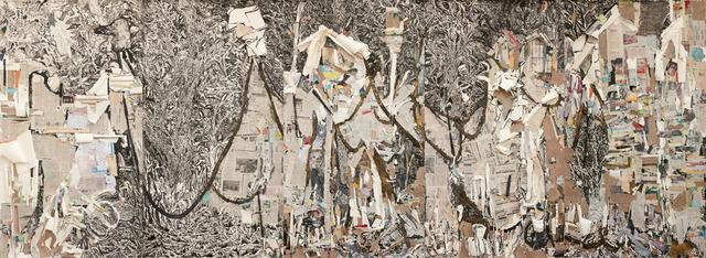 , '11平方米的空间 Space of 11 Square Meters,' 2018-2019, Arario Gallery