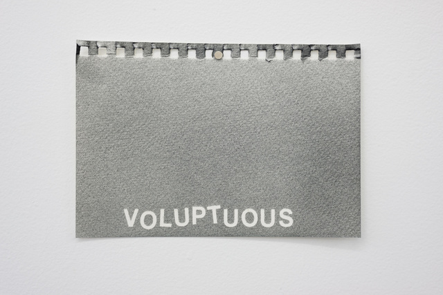 , 'Voluptuous,' 2016, Wil Aballe Art Projects | WAAP