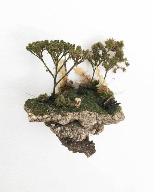 , 'Islands 4,' 2015, Hashimoto Contemporary