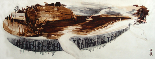 , 'Follow wind #2,' 2015, Artscape