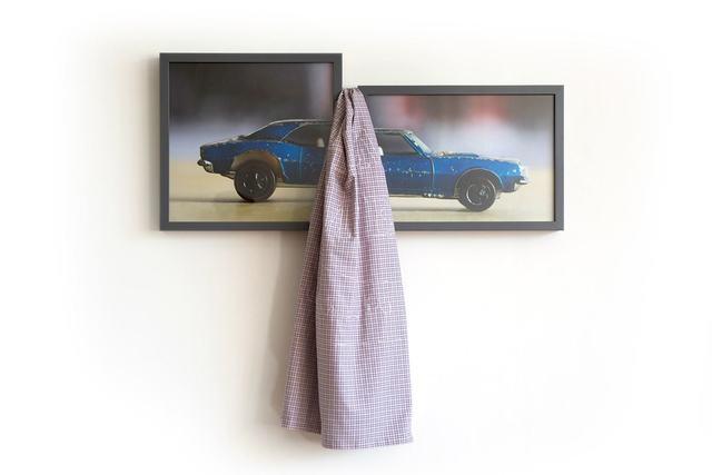 , 'Blue Camaro,' 2018, Blindspot Gallery