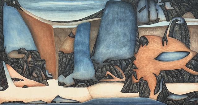 , '83' Painting No.3,' 1983, Galerie du Monde