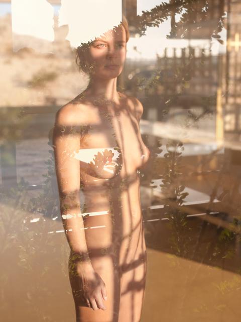 , 'AD6016,' 2014-2016, Pilar Serra