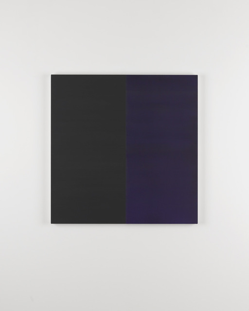 , 'Untitled Lamp Black No 16,' 2014, i8 Gallery