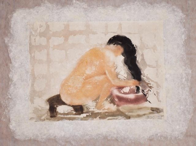 , 'Spring Bath,' , The Tolman Collection