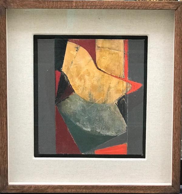 Adrian Heath, 'Untitled [T12 18/6 (C2)]', 1980, Tanya Baxter Contemporary