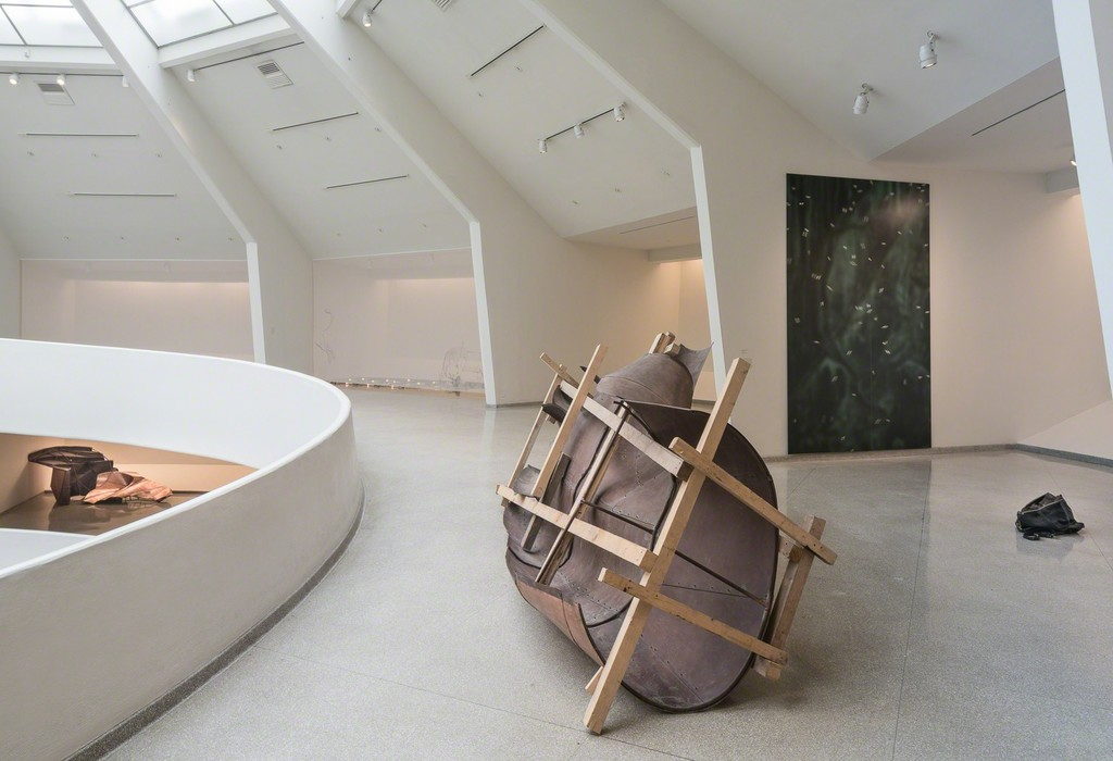 Installation view: Danh Vo: Take My Breath Away
