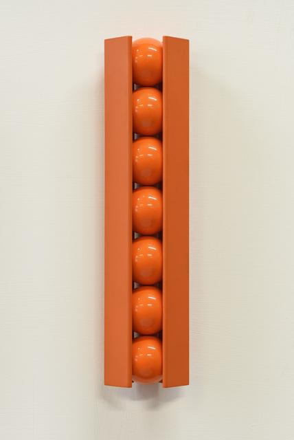 , 'Orange,' 2015, Flowers