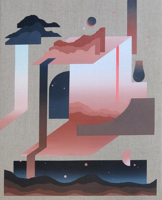 , 'Confluence,' 2019, Hashimoto Contemporary