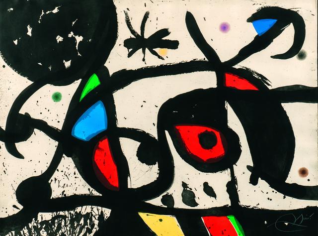 Joan Miró, 'Charivari', 1976, Skinner