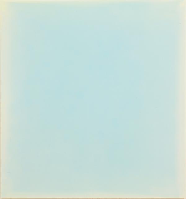 , 'Breathing Light - Jade Blue,' 2018, Taguchi Fine Art